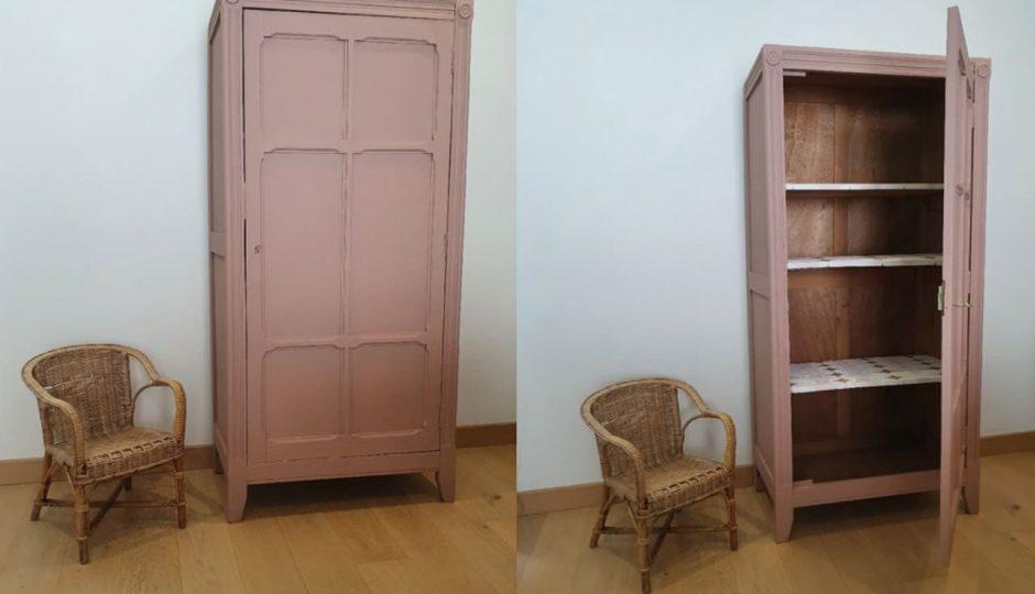 Armoire parisienne: le retour de cette armoire vintage!