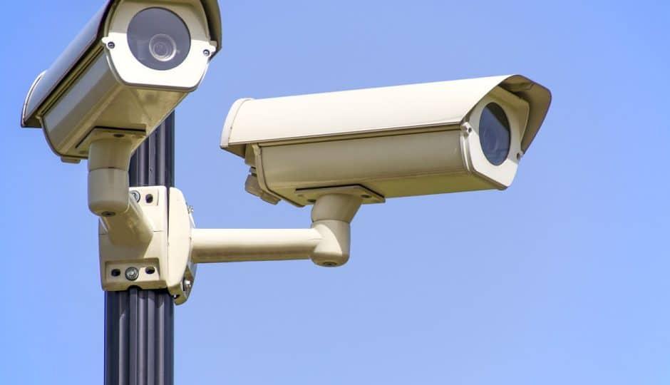 Un système de vidéo surveillance très efficace avec 4 caméras